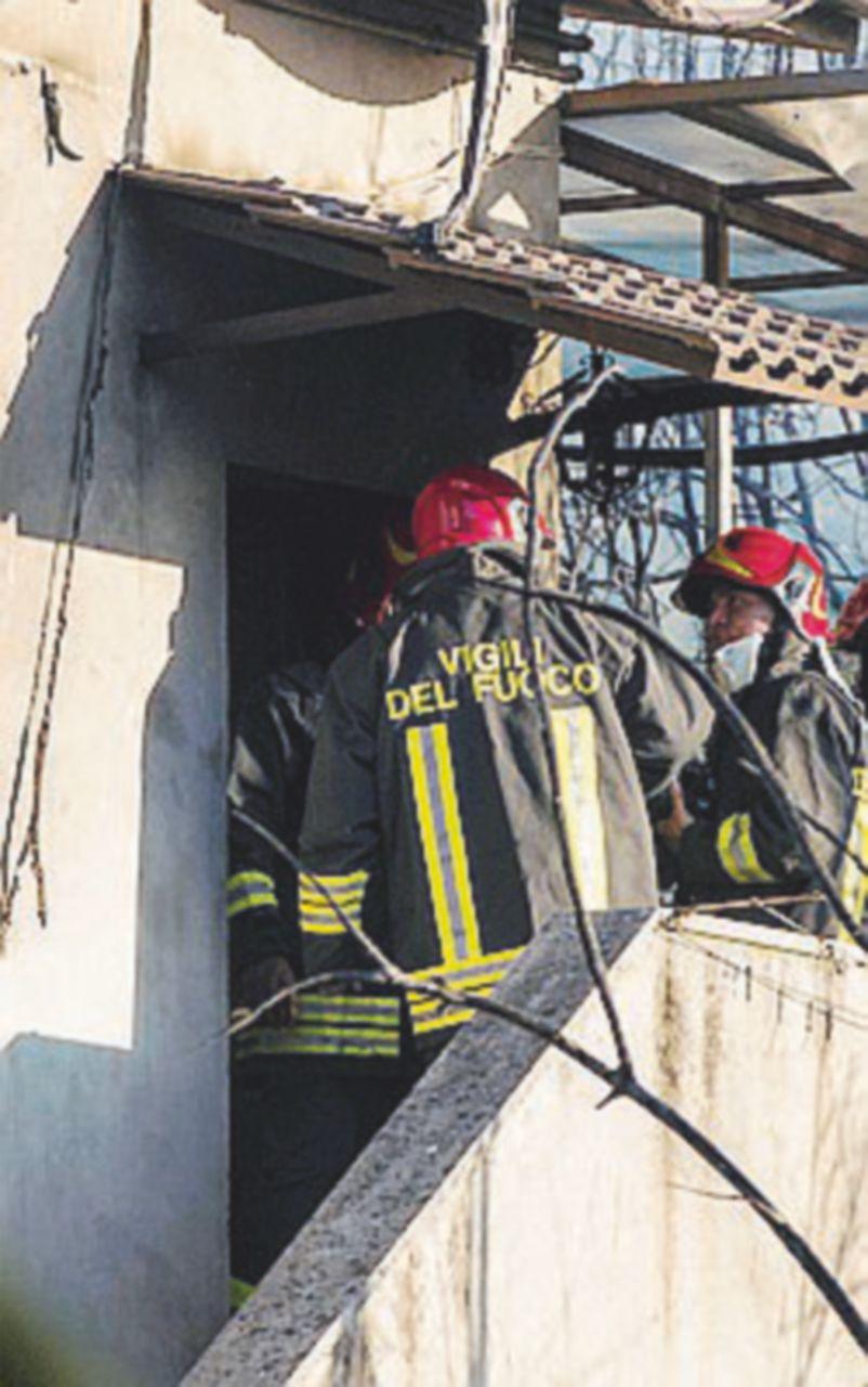 Tivoli, madre e figlia morte intossicate dai fumi. Una vittima pure a Napoli