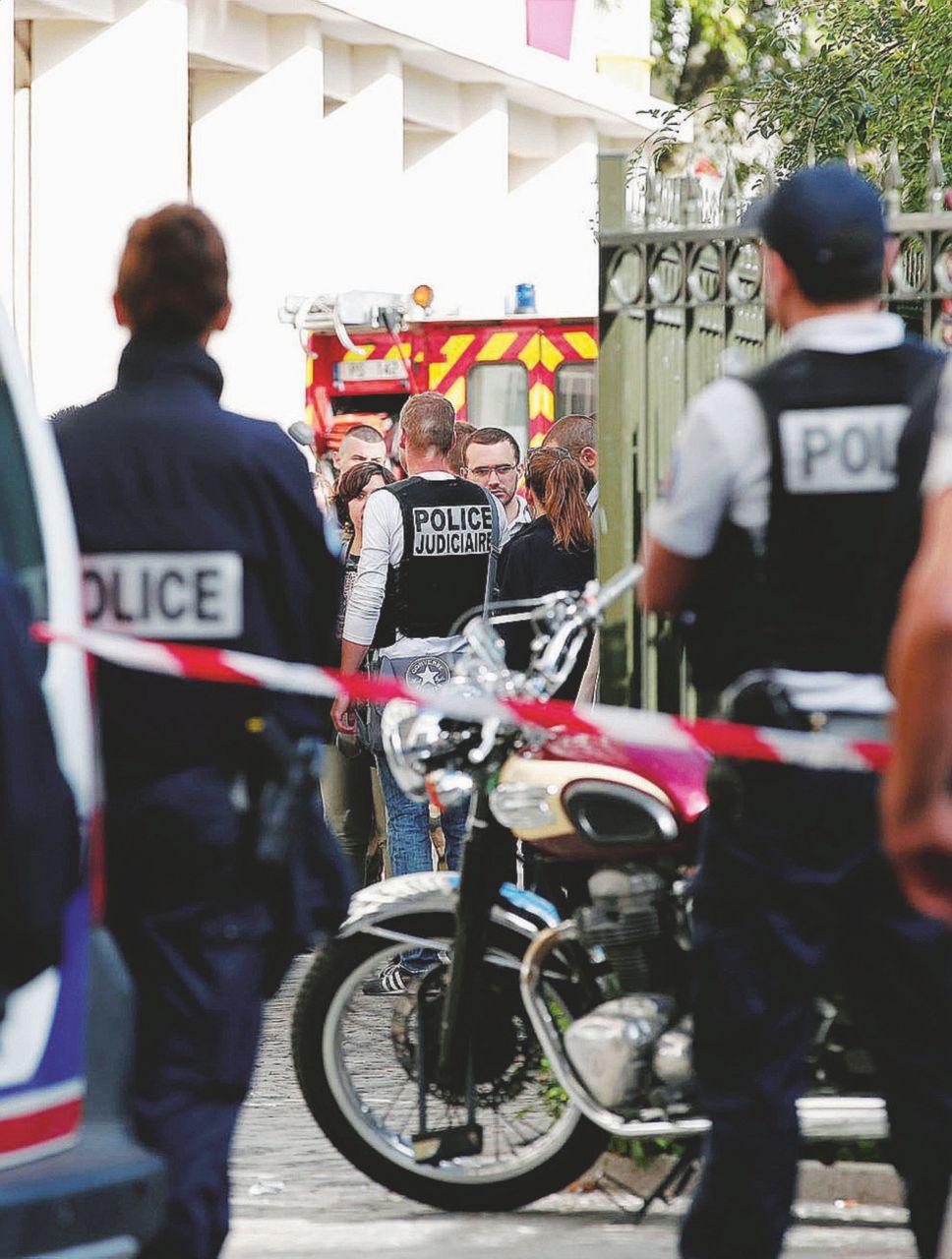 """Parigi e il """"falciatore"""" di soldati"""