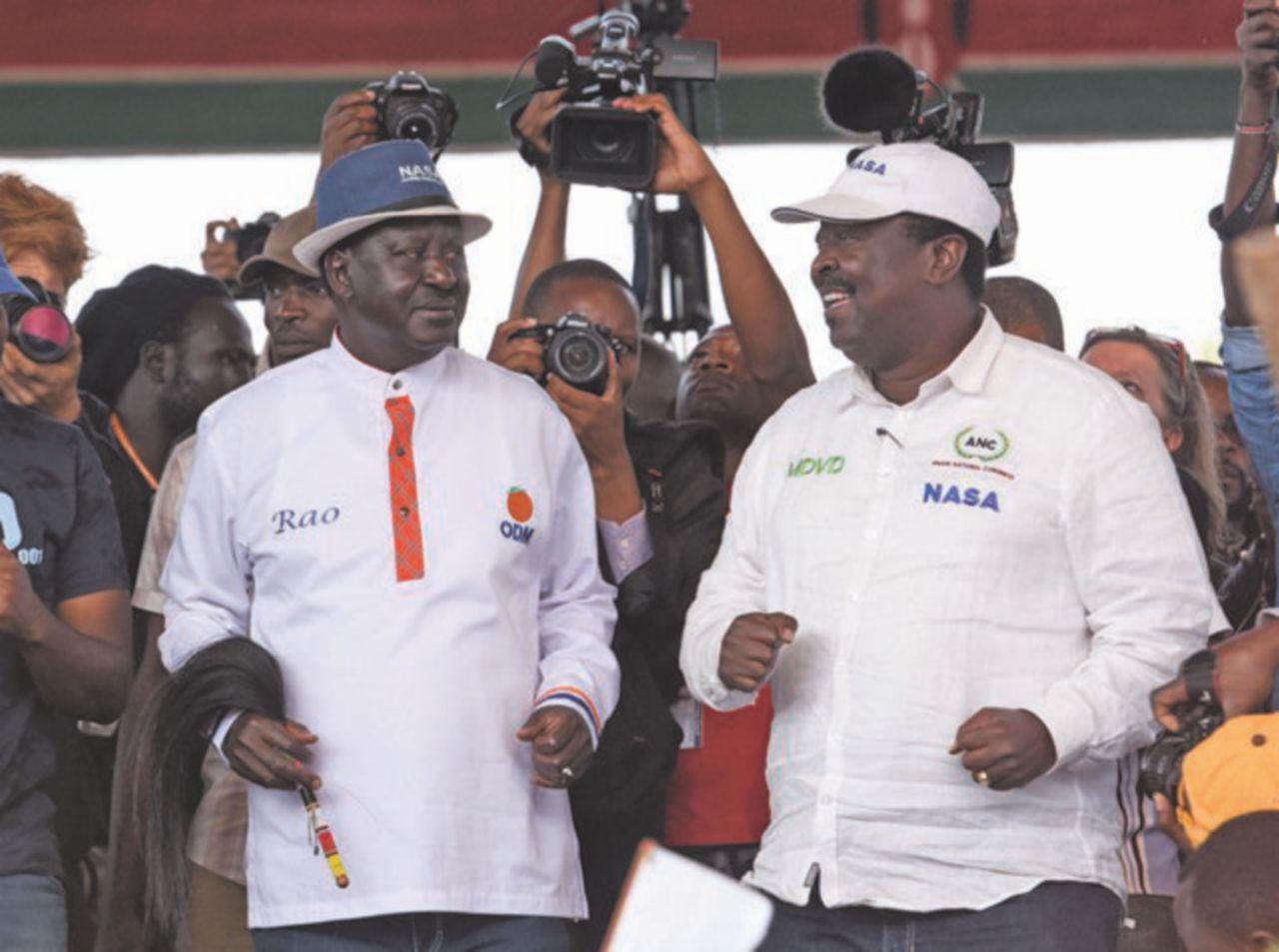 Il male necessario vince nell'urna keniota