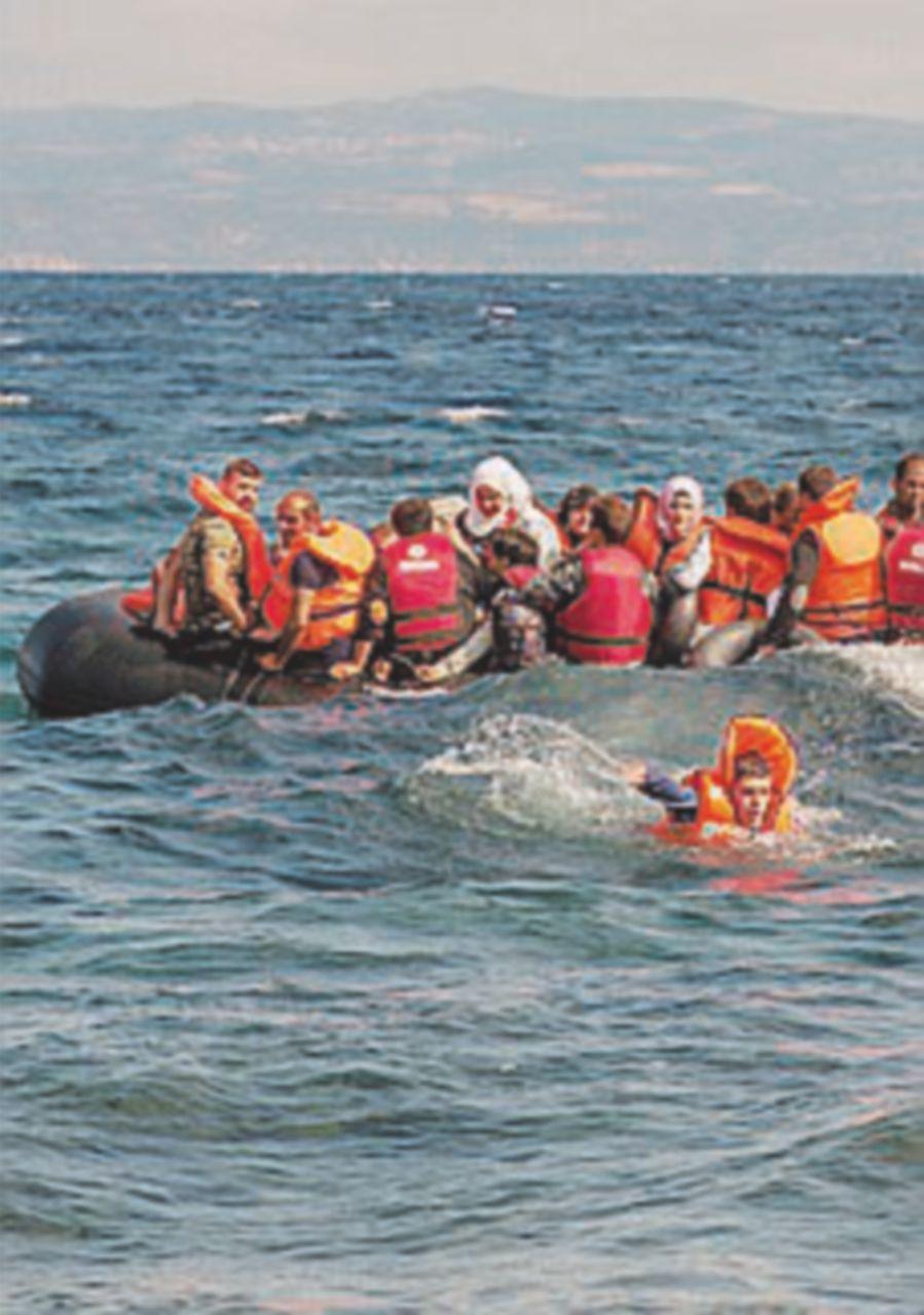 """""""Cinquanta profughi affogati dai trafficanti al largo dello Yemen"""""""