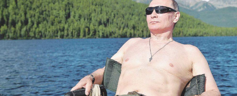 Putin e gli altri, ferie presidenziali: dimmi che vacanze fai e ti dirò che leader sei