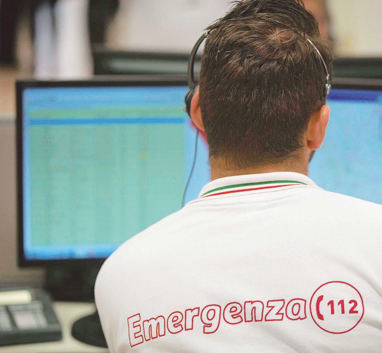 La roulette dell'emergenza: il 112 funziona solo a metà