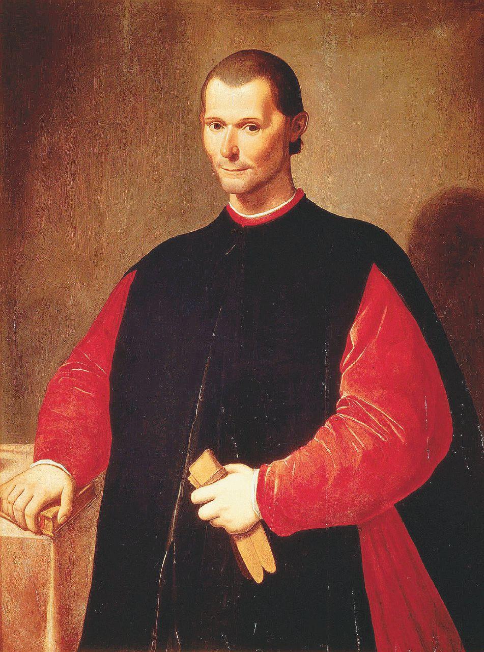 """Machiavelli, """"Principe"""" delle osterie e del canto"""