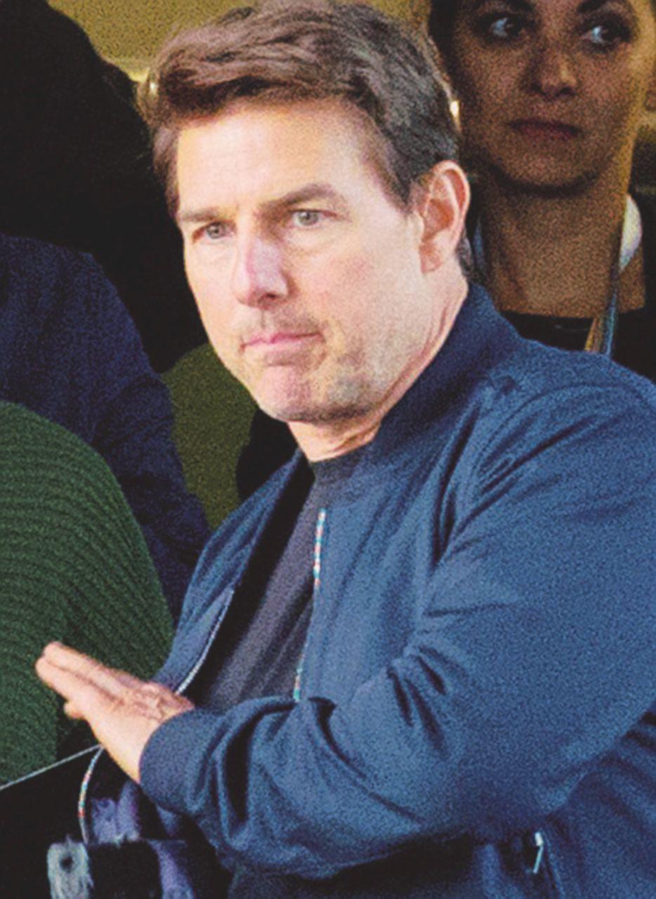 """Il salto per Tom Cruise è una """"Mission Impossible"""""""