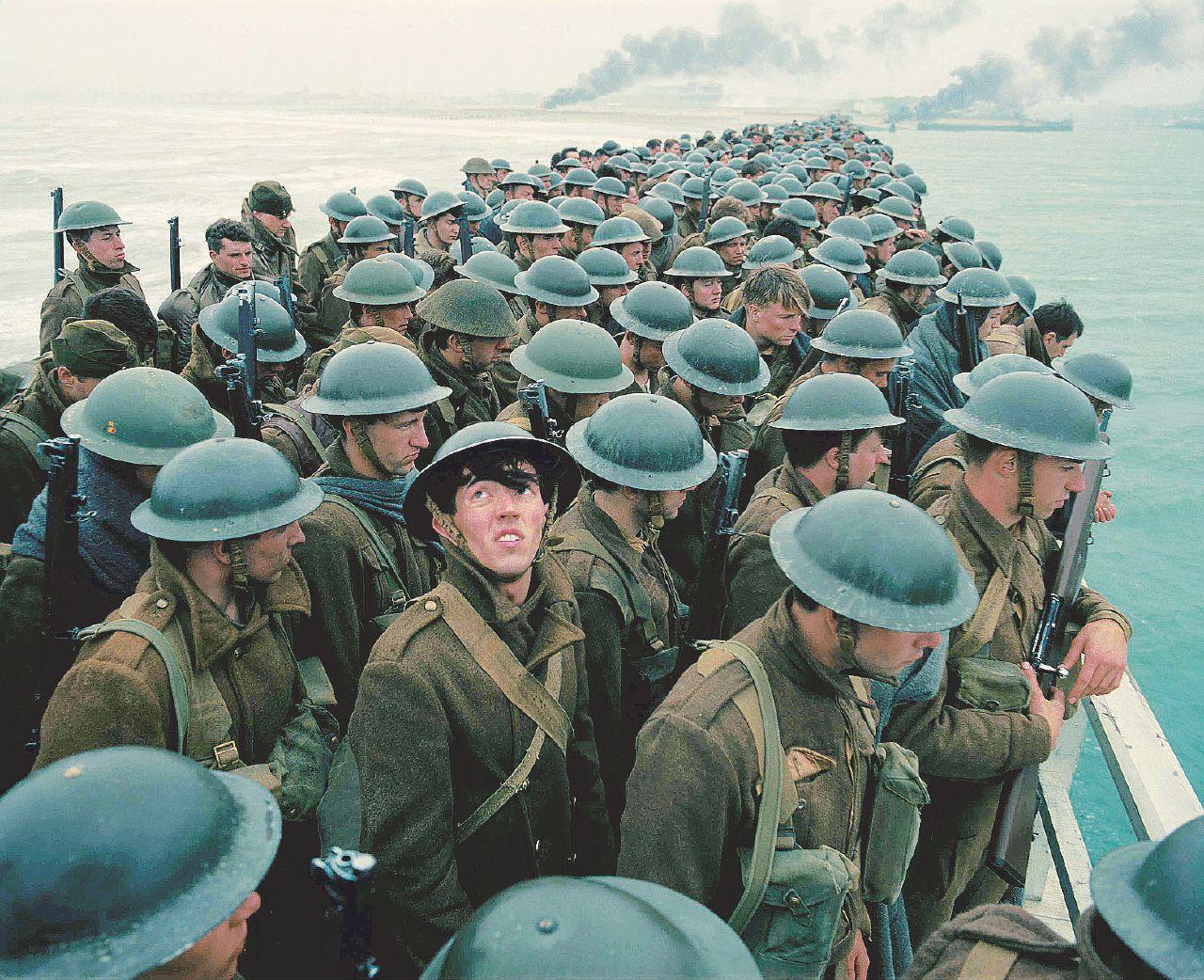 Dunkirk: così vola il cinema di Nolan, libero dalle parole