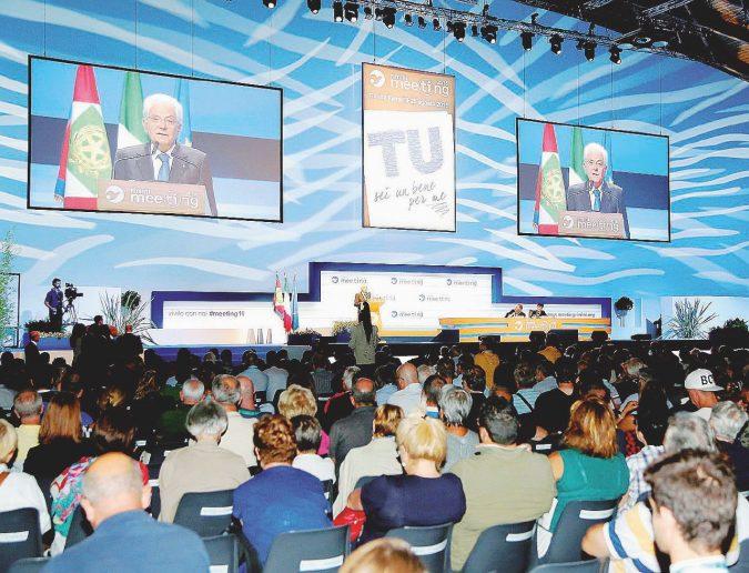Via al meeting della trasversalità: dalle larghe intese ai larghi affari
