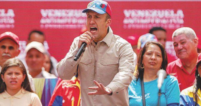 A Caracas mancava solo Hezbollah al potere