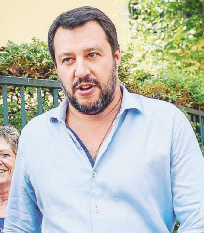 Salvini cancella il Nord e chiude la porta ad Alfano