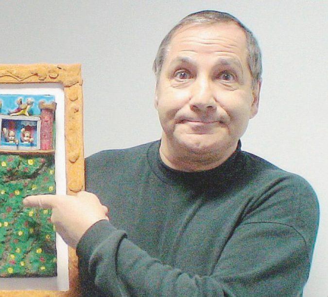 È morto Gero Caldarelli, mimo del Gabibbo