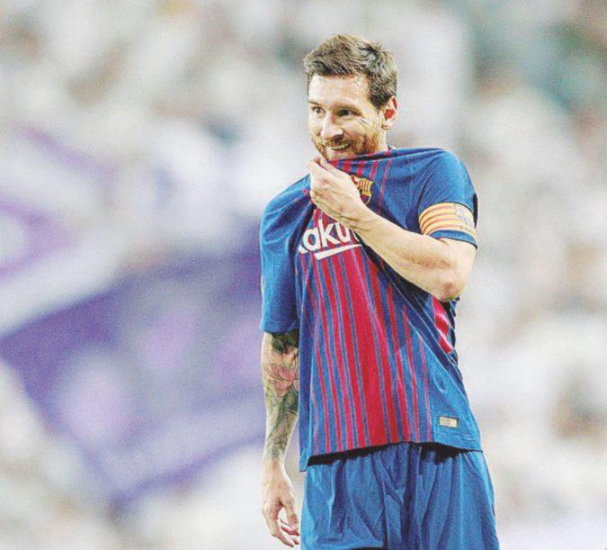 300 milioni per Messi: Manchester City ci prova