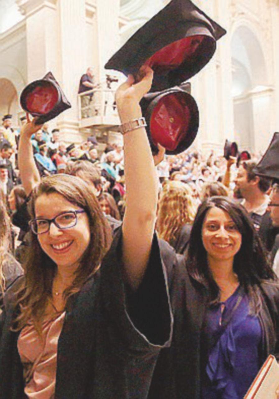 Miur: aumentano i laureati in Italia, ma sprofonda il Sud