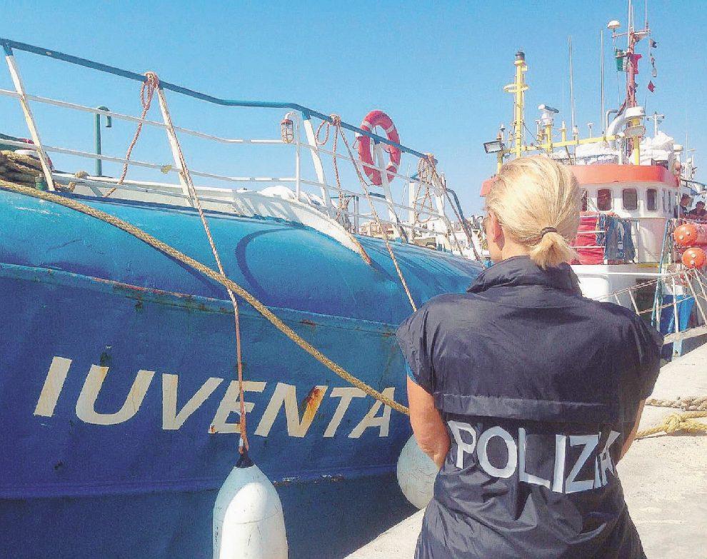 Sotto sequestro – La Iuventa, imbarcazione della Ong Jugend Rettet ancora sotto sequestro