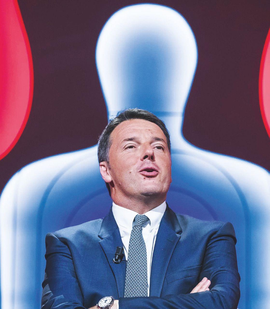 """""""I candidati me li scelgo io"""": Renzi avvisa la sinistra dem"""