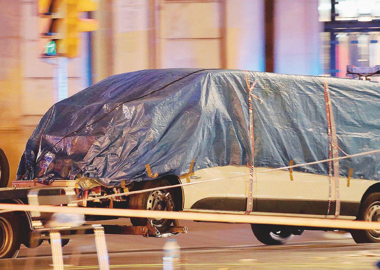 Brand e furgoni: ecco il manuale del terrorista