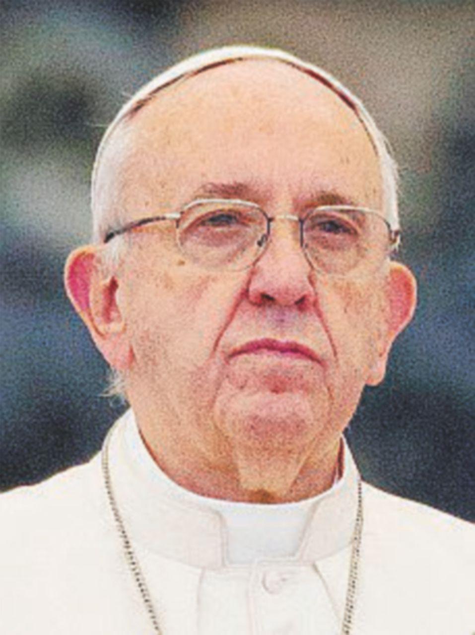 """Il Papa: """"La violenza del terrorismo non trovi più spazio"""""""