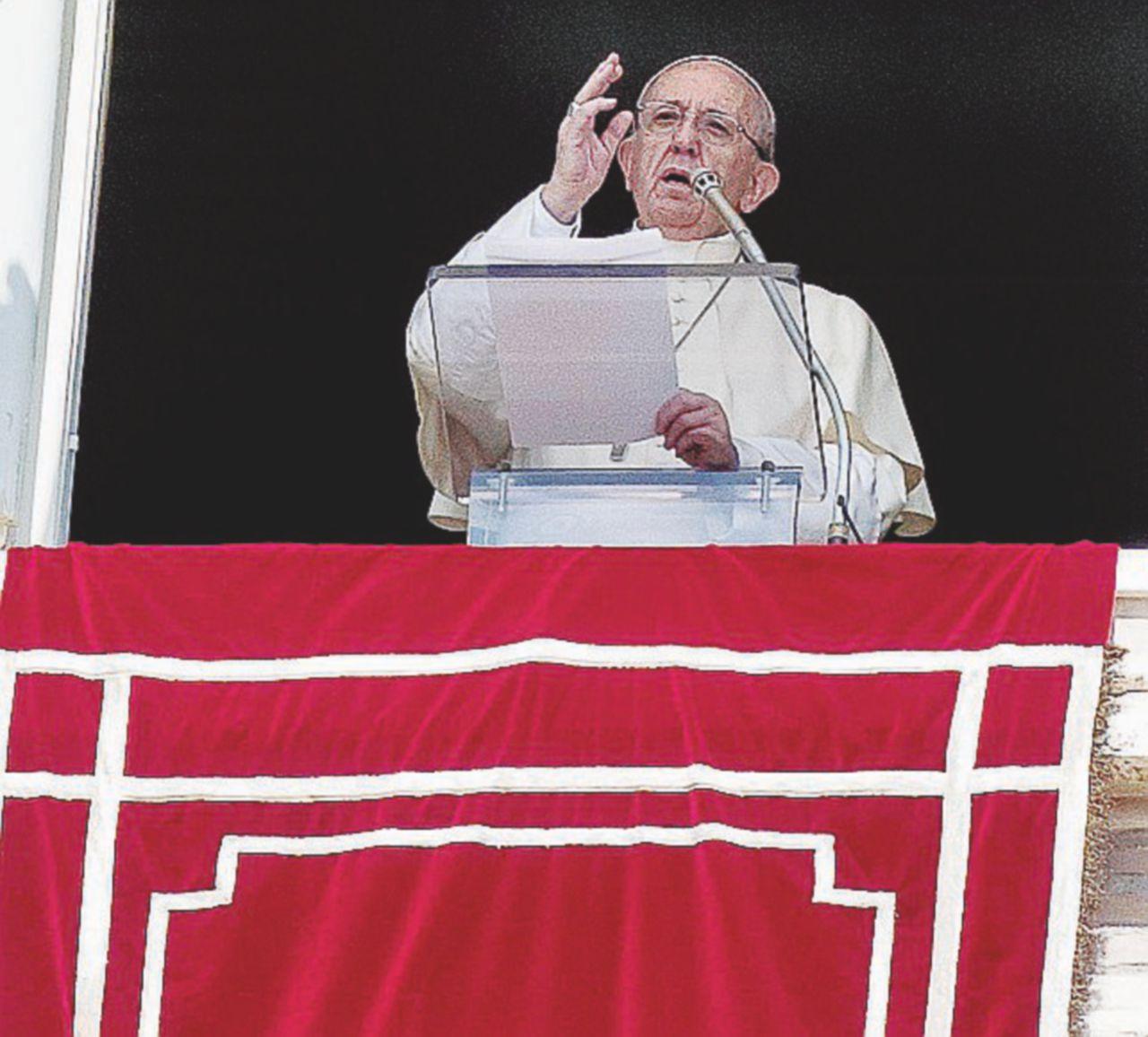 Il Papa ricorda le vittime (anche) del Burkina Faso