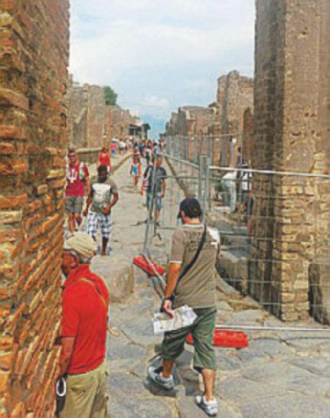 Dopo gli Uffizi, tocca a Pompei: aumentano i prezzi dei biglietti