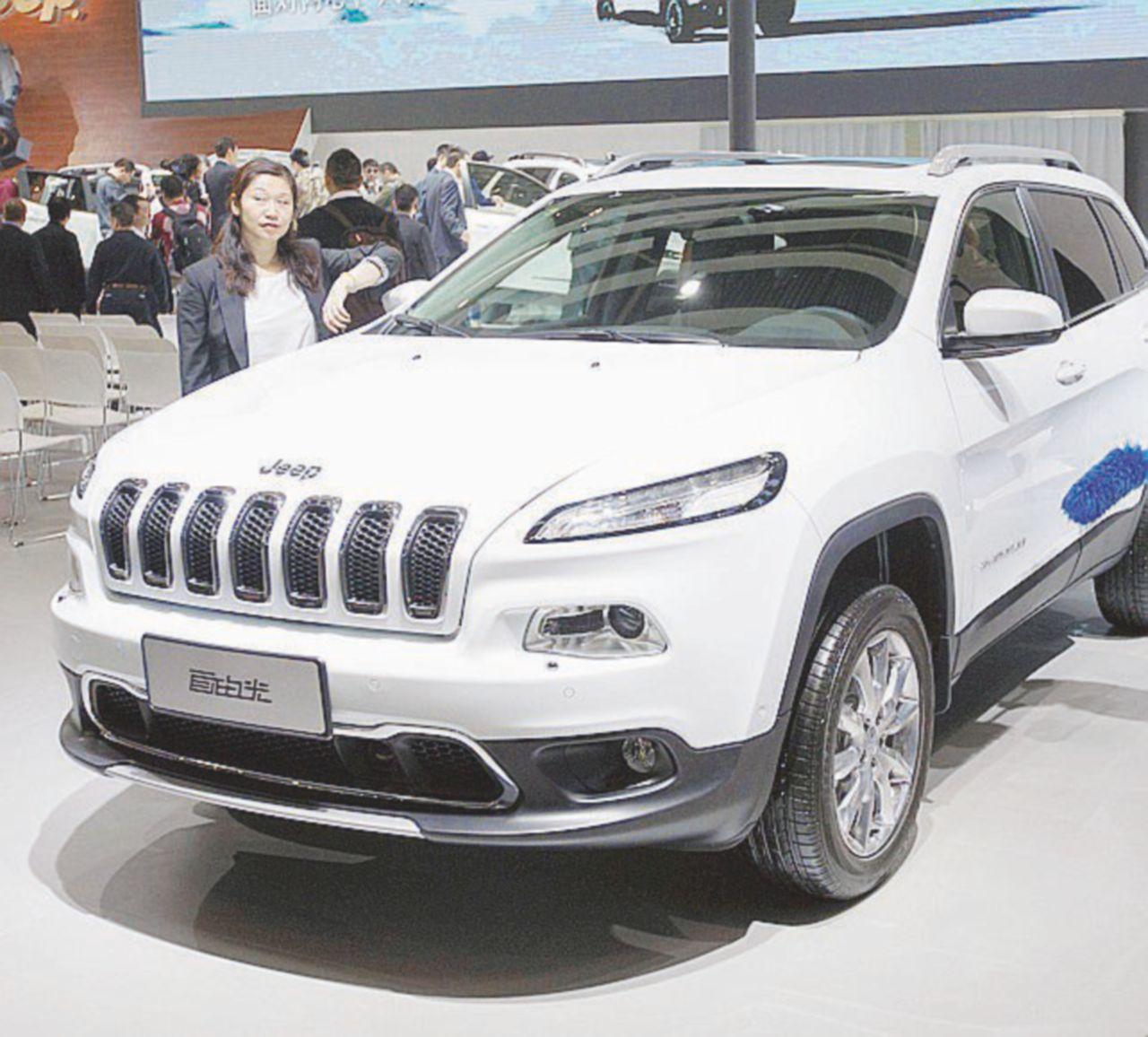Fca, la mossa cinese per montare sulla Jeep