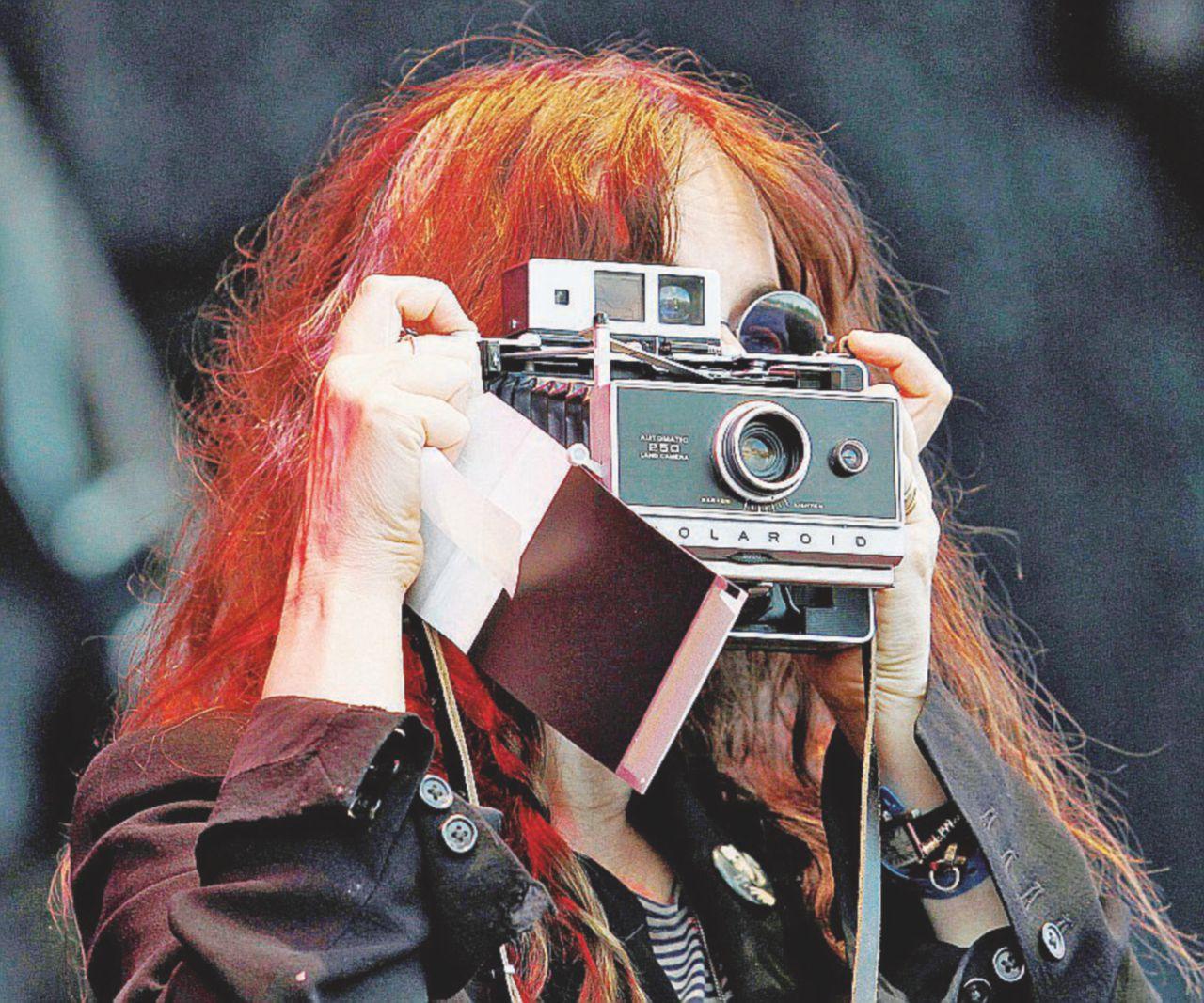 Ritorna la Polaroid: quel gusto magico sa di mondo antico