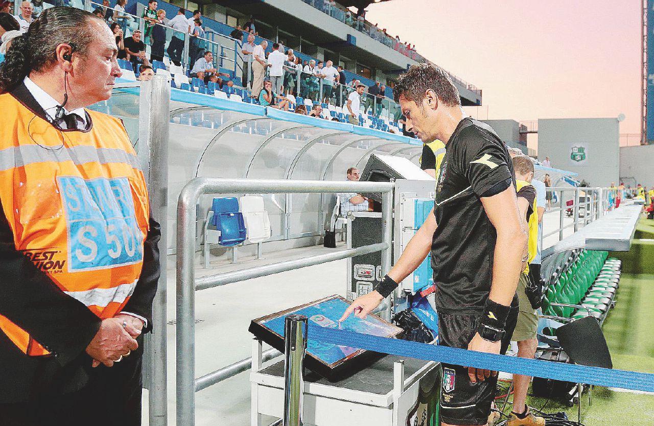 Var Sport, la tecnologia che divide i tifosi di calcio