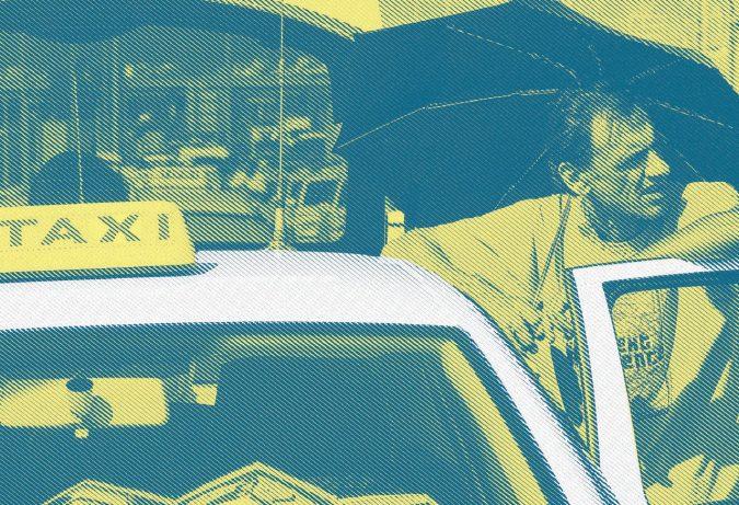 """""""Lei somiglia alla misteriosa Llera"""", dice il taxista gaffeur"""