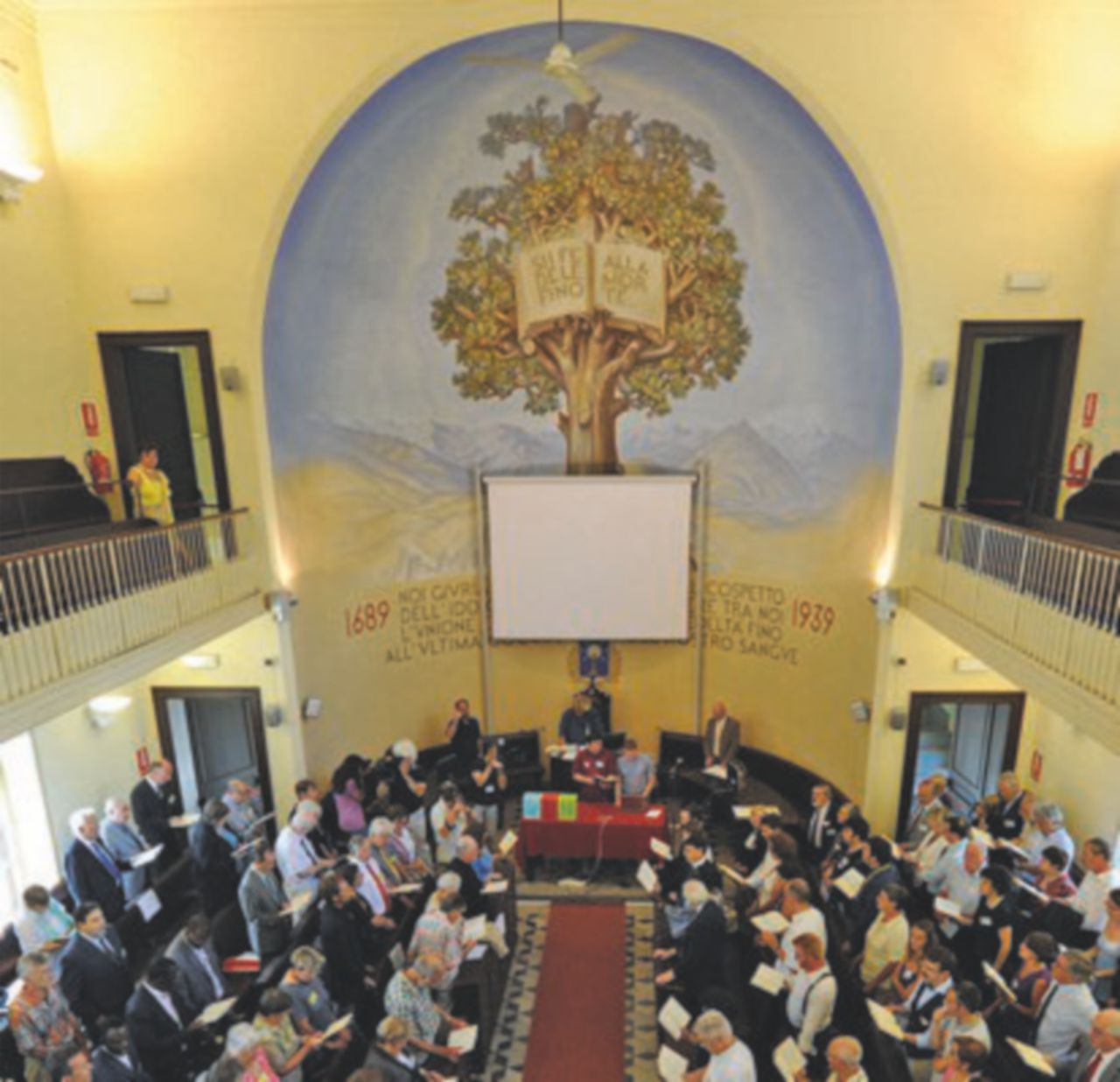 Il Sinodo valdese apre su eutanasia e coppie gay