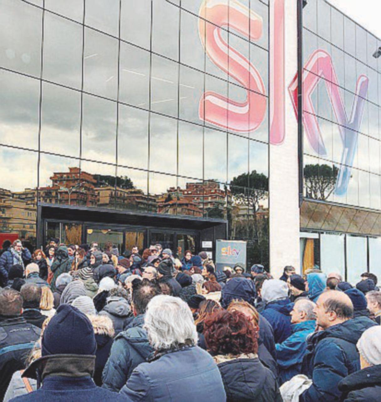 Sky, una giudice ostacola la chiusura di Roma