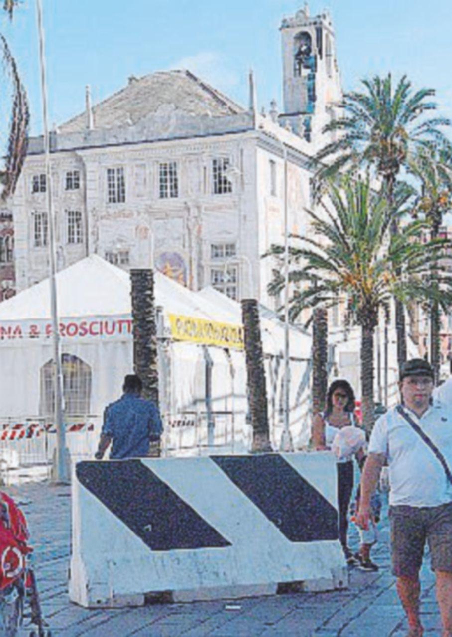 Alternanza scuola-Pd a Genova: studenti ai fornelli alla festa Dem