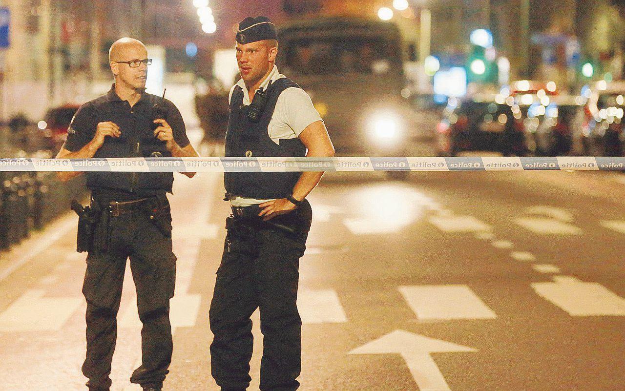 Bruxelles e Londra: agenti assaliti in pieno centro