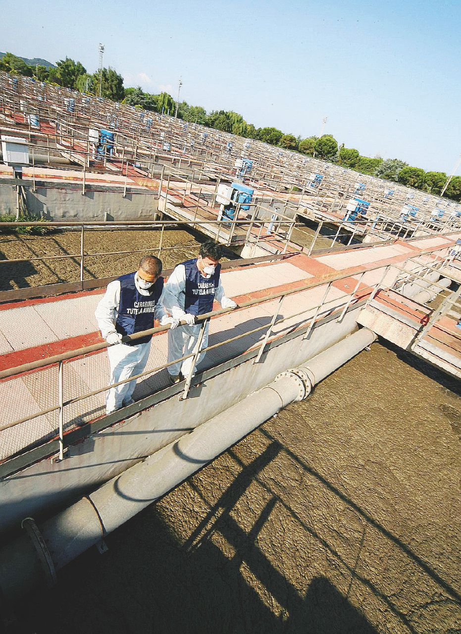 Il Veneto dei rifiuti: permessi farlocchi, le fideiussioni pure