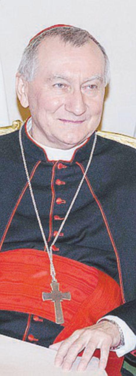 Il cardinale e la Boldrini contro gli idranti