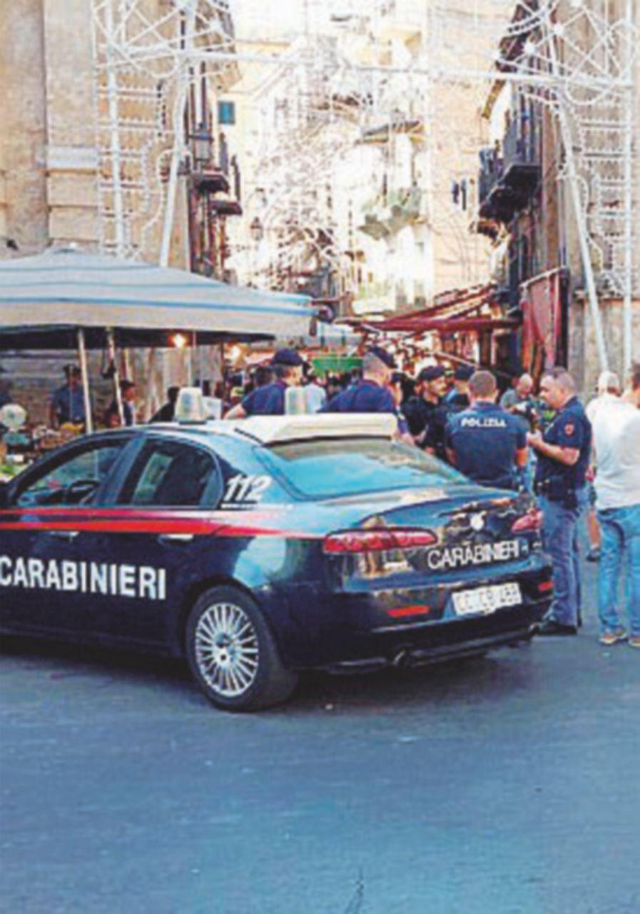 A Palermo si spara: un pregiudicato ucciso in strada