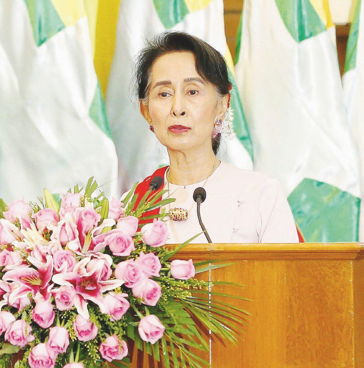 """Aiutate il terrore"": San Suu Kyi critica le Ong sugli islamici"