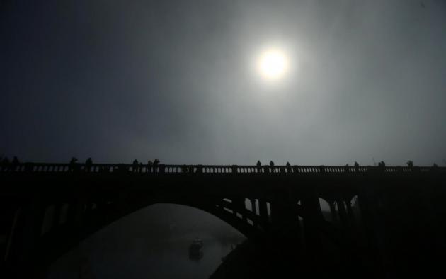 Eclissi solare totale, dall'Oregon al South Carolina. Ma per vederla in Italia bisognerà aspettare il 2081