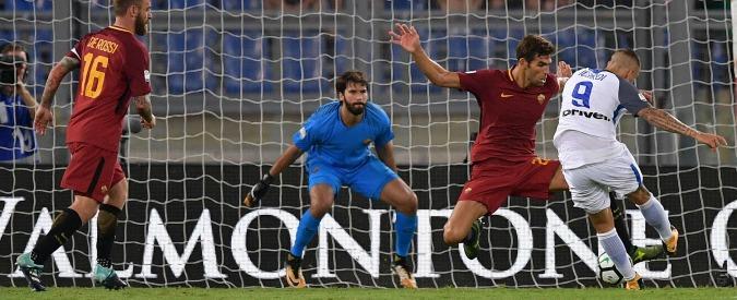 Ten Talking Points, l'Inter è l'unica che può insidiare Juve e Napoli. Il Var è l'erede di Renzi. Suso? Citato da Kant