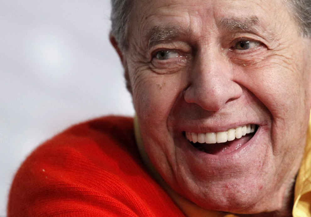 Addio a Jerry Lewis, leggenda del cinema comico