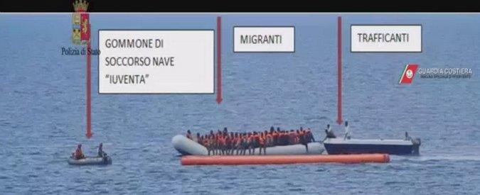 Scafisti, migranti e ong: le rivelazioni shock di una gola profonda