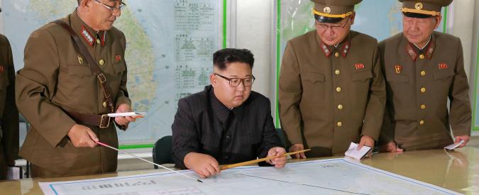 """Corea del Nord, il docente: """"Lancio del missile è un atto di guerra. In caso di attacco, 200mila morti in 32 minuti"""""""