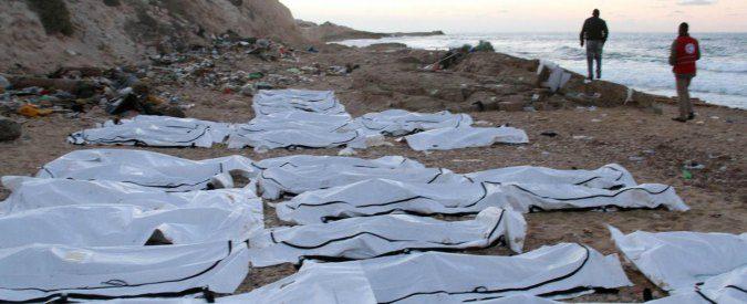 Navi italiane in Libia, per quanto voi vi crediate assolti siete per sempre coinvolti