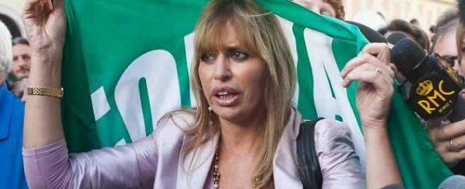 """Ostia, Alessandra Mussolini: """"Tre mesi di mio nonno e si risolverebbe tutto"""""""
