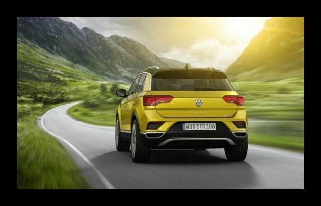 Volkswagen T Roc, presentato in Italia il piccolo suv di Wolfsburg – FOTO