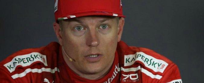 Formula 1, Raikkonen denuncia per estorsione una donna canadese che lo aveva accusato di molestie