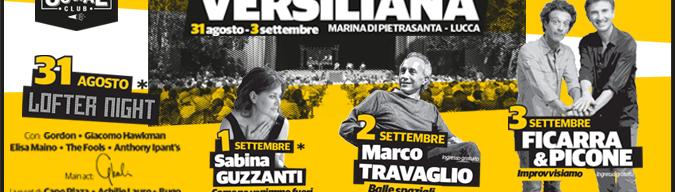 """Versiliana 2017, la festa del Fatto Quotidiano presenta """"Loft"""""""