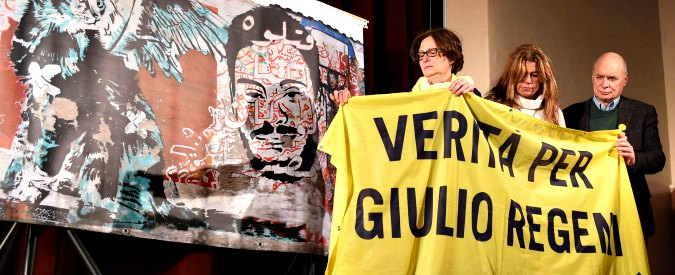 """Giulio Regeni, la famiglia: """"Ambasciatore inviato sei mesi fa per scoprire la verità. Missione fallita"""""""
