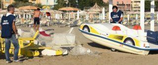 Rimini, aggressione in spiaggia: in 4 violentano lei e rapinano lui. Poi stuprano transessuale