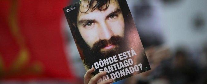 Argentina, dov'è Santiago Maldonado? Buenos Aires chiede verità sul primo desaparecido dell'era Macri