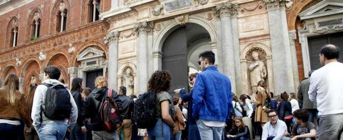 Università Statale Milano, il Tar accoglie il ricorso contro il numero chiuso nelle facoltà umanistiche