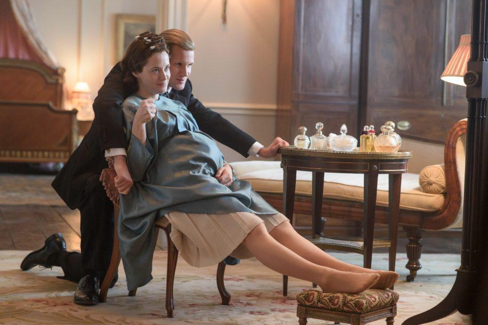 Le prime immagini della seconda stagione di The Crown