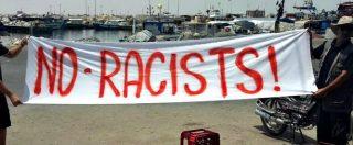 C-Star, i pescatori di Zarzis contro la nave anti-migranti. L'imbarcazione non attracca
