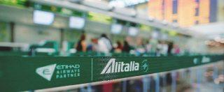 """Alitalia, Ft: """"Dal fondo Usa Cerberus offerta per tutta la compagnia"""". Ma non ha partecipato alla gara"""